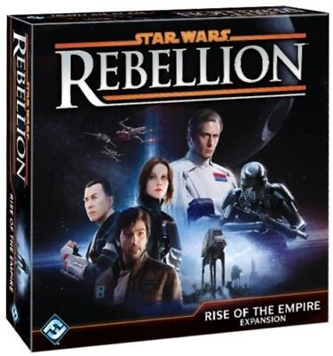 Star Wars  Rebellion   Rise Of The Empire  New Games  Board Game