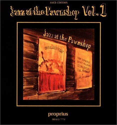 Arne Domn rus - Jazz At The Pawnshop, Vol. 1 [New SACD]