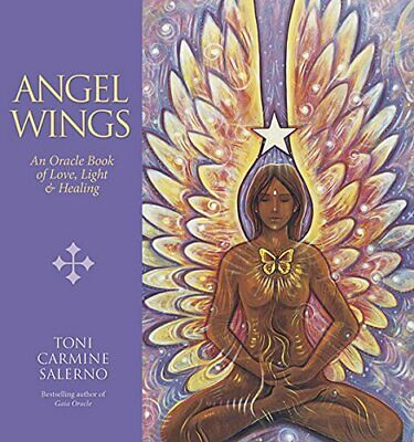Angel Wings  An Oracle Book of Love  Light   -