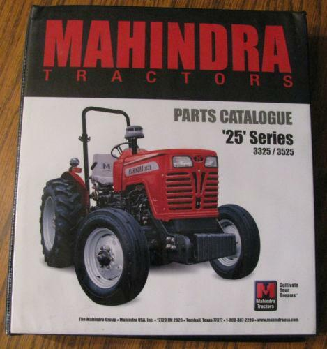 Mahindra Manual