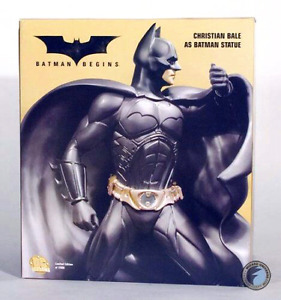 "BATMAN ""CHRISTIAN BALE"" STATUE-14"" TALL!!!"