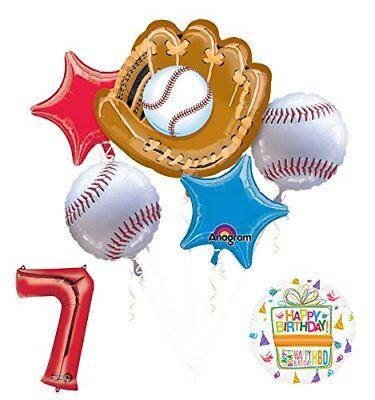 Baseball 7th Birthday Party Supplies  ](Baseball Birthday Supplies)