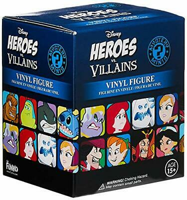 Disney Heroes vs. Villains Mystery Minis