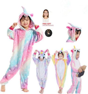 pyjama animal  enfants unisexe kigurumi hoodie cosplay combinaison--unisexe fr