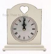 Shabby Chic Mantel Clock