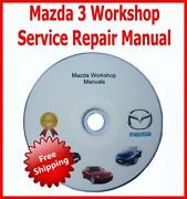 Mazda 3 Workshop Manual