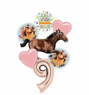 Mayflower Products Spirit Riding Free Party Supplies 9th Birthday Galloping H...