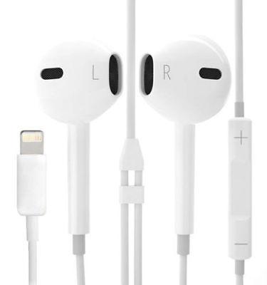 Apple iPhone Lightning Headphones Universal for all Apple phones (7/8/Plus/X)