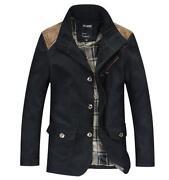 Mens Casual Slim Jacket