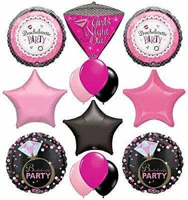 Girls Night Out Decorations (Bachelorette Party Supplies and Balloon Decorations