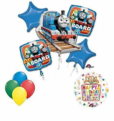 The Ultimate Thomas the Train Engine Birthday Party Supplies