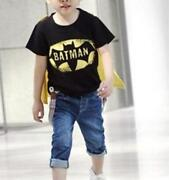 Kids Batman Shirt