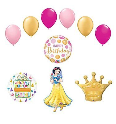 ncess Balloon Birthday Party Supplies  (Snow White Birthday Party Supplies)