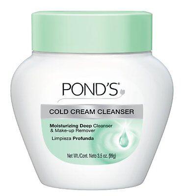 4 Pack - Pond's Cold Cream 3.50 Oz Each