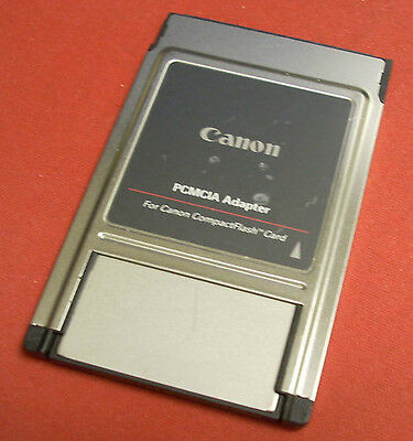 64MB Compact Flash +ATA PC card PCMCIA Adapter JANOME