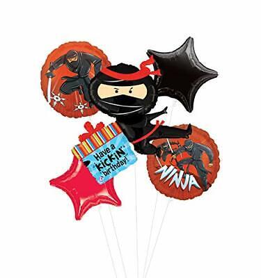 Mayflower Products Ninja Birthday Party Supplies Have A Happy Kickin Birthday