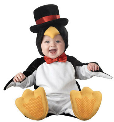 Lil' Penguin Toddler Halloween Costume size 18 Month-2T LARGE](2 Month Halloween Costume)