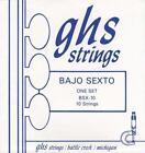 Bajo Sexto Strings