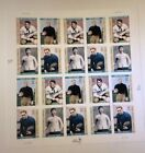 American Football US Stamp Sheets