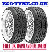 2X 225 45 18 Tyres