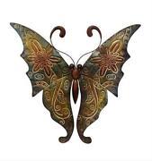 Butterfly Wall Art Metal