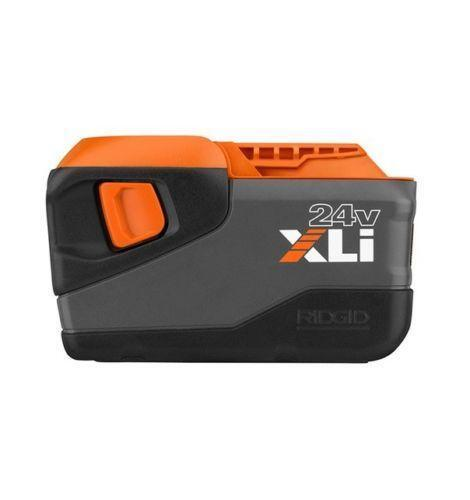 Ridgid 24v Battery Ebay
