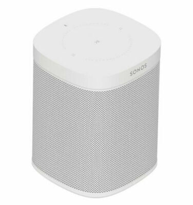 Sonos One (Gen 2) -with Amazon Alexa/Google Voice Control Smart Speaker- White