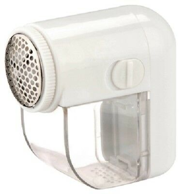 Honey-Can-Do, White, Battery Operated, Electric Fabric Shaver for sale  Shipping to India