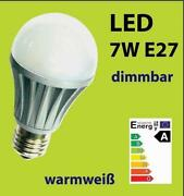 LED E27 Dimmbar