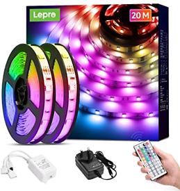 Lepro 20M LED Strip Lights