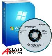 Windows 7 Professional COA