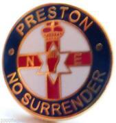 Preston North End Badge