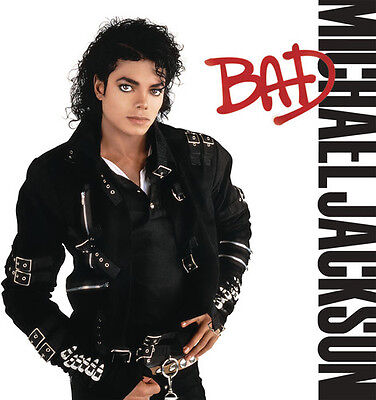 Michael Jackson - Bad [New Vinyl]