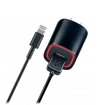 Apple Rapid 2.1 Amp Home Wall Charger W/ Lightning Cable Iphone 5 6 6+ 7 7+ 8   Iphone Home Charger