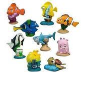 Finding Nemo Figurines