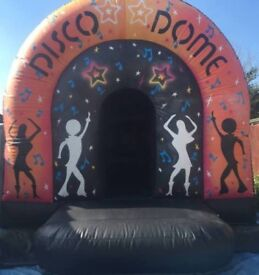 2015 disco dome used 3 times !