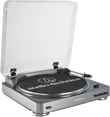 Audio Technica AT-LP60-USB Turntable  Belt Drive, Built-In P