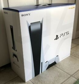 PlayStation 5 Console - BRAND NEW