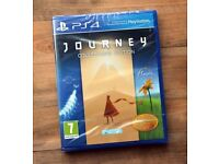 [PS4] Journey Collector's Edition - New & Sealed