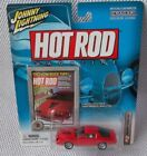 Chevrolet Camaro Johnny Lightning Hot Rods Contemporary Manufacture Diecast Cars