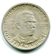 Booker T Washington Coin
