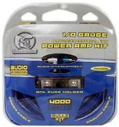 0 Gauge Amp Kit