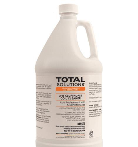 ALUMINUM & COIL CLEANER, GALLON, ONLY $31.89 /GALLON WITH FREE SHIPPING!