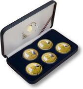 Ronald Reagan Gold Coin