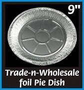 Foil Pie Plates