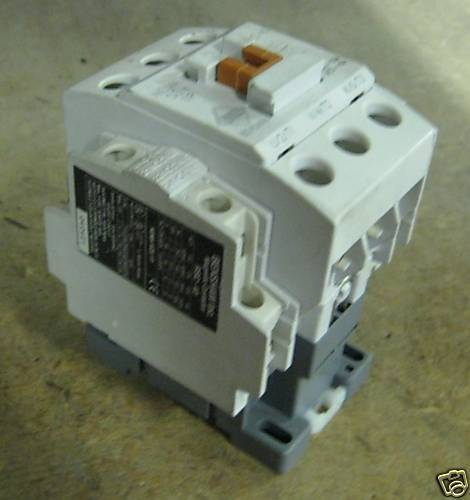Benshaw Magnetic Contactor RSC-40, 120 VAC Coil, Used, WARRANTY