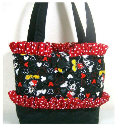fb6bceed5026 Mickey Mouse Bag