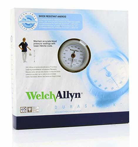 Welch Allyn DS44-11 Durashock Adult Cuff Aneroid Sphygmomanometer