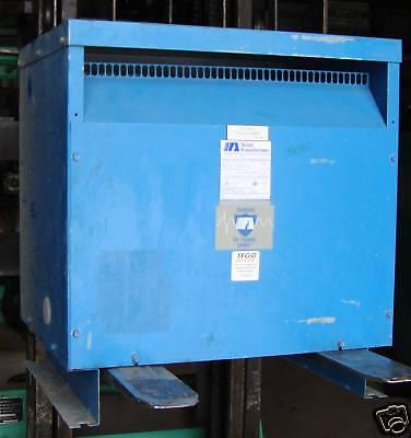 Acme 40 Kva Transformer Drive Isolation