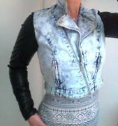 Primark Cropped Denim Jacket